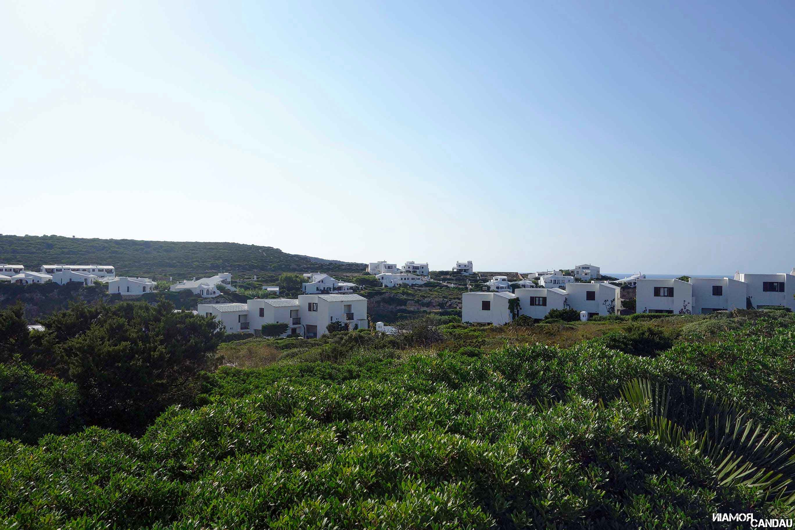 Cala Morell, Menorca