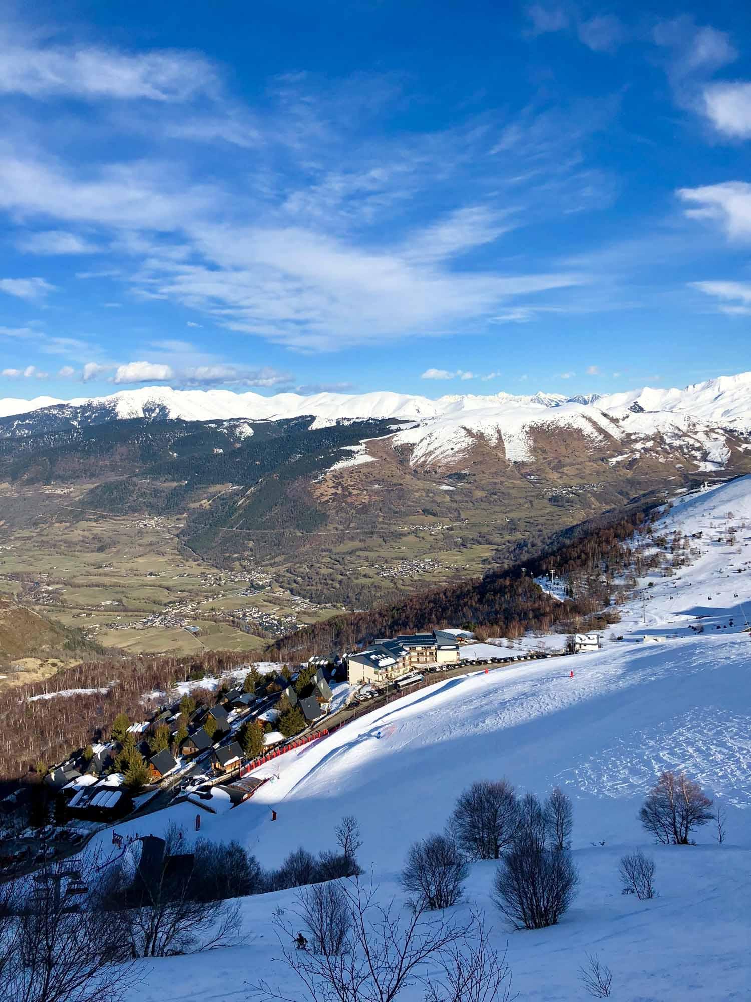Station de ski de Saint-Lary