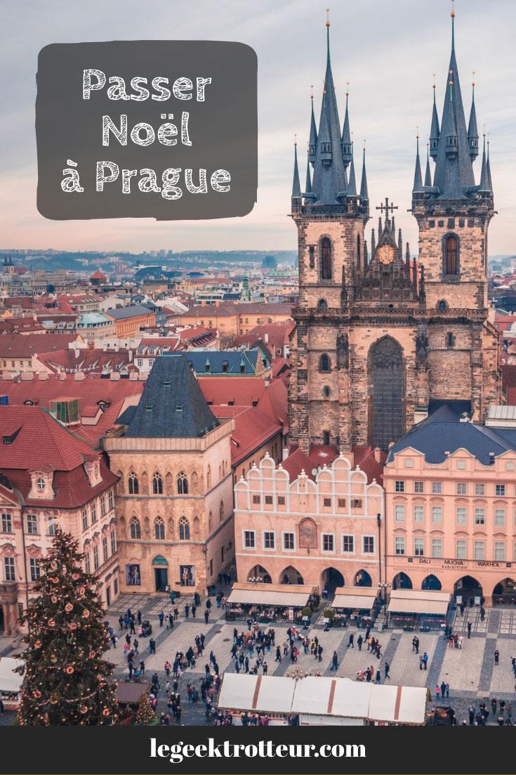 Vivre l'ambiance de Noël à Prague - Le Geek Trotteur